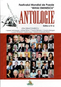 Antologie Festival Mihai Eminescu
