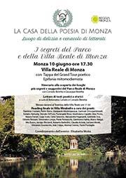 Casa Poesia Monza -10 giugno loc