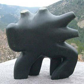 Eduardo sculptuur