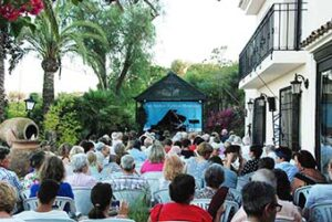 Full house at The Poetic Evening Concert 2015 (2)