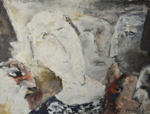 Painting by Frans Minnaert DSC_0001
