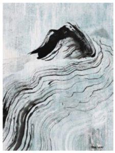 Painting Satish Gupta