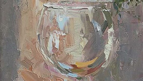 Foto empty glass by poem of ithaca 659